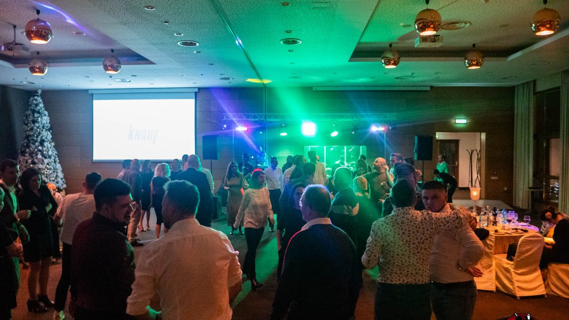Corporate Party - Ana Hotels (21.01.2020)